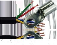 Kabel, Stecker & Quetschverbinder