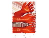 Nitril & PVC Schutzhandschuhe