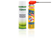 Schmiermittel, Pflege- & Reinigungsmittel