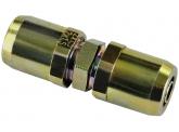 WIRA Steckverbinder gerade Rohrgröße D1 8x1