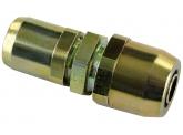 WIRA Reduzier-Steckverbinder gerade Rohrgröße D1 10x1 D2 8x1