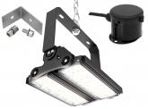 AdLuminis LED Hallenstrahler dimmbar 150W mit Bewegungsmelder