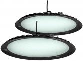 2x AdLuminis LED Hallenstrahler UFO High Bay 200 Watt 18.000 Lumen