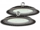 2x Cloche LED UFO high bay 200W 20.000lm suspension industrielle AdLuminis