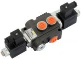 FKS-HYDRO  einfach Z50-1 12VDC-G Elektromag. Steuergerät
