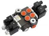 FKS-HYDRO  zweifach Z50-2 12VDC-G Elektromag. Steuergerät