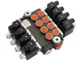 FKS-HYDRO  vierfach Z50-4 12VDC-G Elektromag. Steuergerät