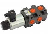 FKS-HYDRO SVV-6/2 elektr.magnet. Umschaltventil 1/2'' - 12V