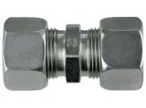 Gerade Verschraubung S16-M24x1,5 mit M+S