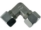 Gewinkelte Verschraubung S10-M18x1,5 mit M+S