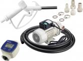 Blurea Pumpenset für Adblue® mit Zapfpistole & Durchflussmesser