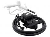 Blurea Tankanlage für AdBlue® mit manueller Zapfpistole 230V