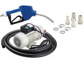 Blurea Pumpenset für Adblue®, Aut. Zapfpistole & Durchflussmesser
