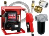 Blurea Dieseltankanlagen Set Easy mit 2m Saugschlauch & Dieselfilter