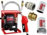 Blurea Dieseltankanlagen Set Easy mit 2m Saugschlauch & Dieselfilter-Set
