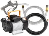 Blurea Dieselpumpen Set mit 2m Saugschlauch, Zapfpistole & 8m Druckschlauch