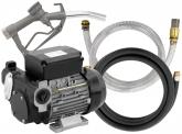 Blurea Dieselpumpen Set mit 2m Saugschlauch, Zapfpistole & 4m Druckschlauch