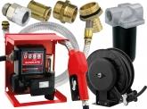 Blurea Dieseltankanlagen Set Easy mit Schlauchaufroller & Dieselfilter