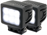 2x Phare de travail LED 4.800 Lumens 60 Watts 90° 10-30 Volts AdLuminis