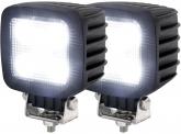 2x AdLuminis LED Arbeitsscheinwerfer T1130 30W 2.700 Lumen