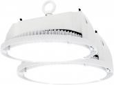 2x AdLuminis LED Hallenstrahler 150W 18.750 Lumen UFO dimmbar weiß