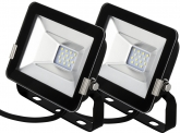 2x AdLuminis SMD LED Fluter normal 10W 850 Lumen