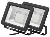 2x AdLuminis SMD LED Fluter normal 20W 1.700 Lumen