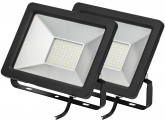 2x AdLuminis SMD LED Fluter normal 30W 2.450 Lumen