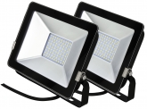 2x AdLuminis SMD LED Fluter normal 30W 2.250 Lumen