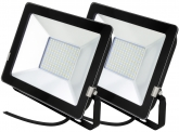 2x AdLuminis SMD LED Fluter normal 50W 3.900 Lumen