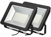 2x AdLuminis SMD LED Fluter normal 150W 11.000 Lumen