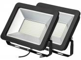 2x AdLuminis SMD LED Fluter normal 150W 11.000 Lumen