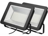 2x AdLuminis SMD LED Fluter normal 200W 14.500 Lumen