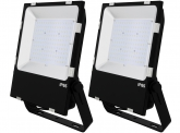 2x AdLuminis SMD LED Fluter PCCooler 150W 18.000 Lumen