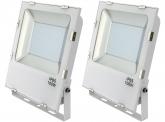 2x AdLuminis SMD LED Fluter 100W 11.000 Lumen