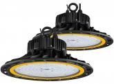 2x AdLuminis LED Hallenstrahler 200W 27.300 Lumen UFO dimmbar