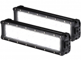 2x AdLuminis LED Fernscheinwerfer 49W ECE R112