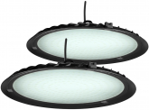 2x AdLuminis LED Hallenstrahler UFO High Bay 200 Watt 18.000 Lumen