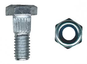 Zahnschraube mit Mutter (420 100 012) passend zu Schumacher Mähmesserklinge 25 Stück Zahnschraube mit Mutter (420 100 012) passend zu Schumacher Mähmesserklinge 25 Stück
