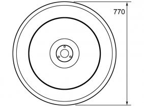 101 205 Gleitteller zu KM 165, 166, 166A/KC, KM 250 F Fella 101 205 Gleitteller zu KM 165, 166, 166A/KC, KM 250 F Fella
