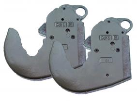 CBM Unterlenker-Schnellkupplersatz (2 Stück)