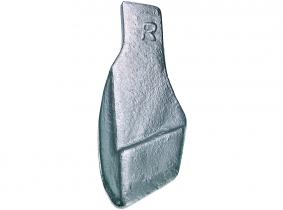 Aufschweißspitze mit Profil rechts DIN / Universal Aufschweißspitze mit Profil rechts DIN / Universal