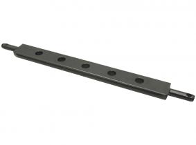Ackerschiene Kat 1 / 650x65mm, Loch 26mm Ackerschiene Kat 1 / 650x65mm, Loch 26mm