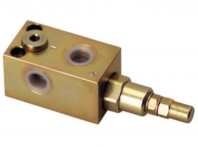 """Überdruckventil 3/8"""" (45l max/80-300 einstellbar) Überdruckventil 3/8"""" (45l max/80-300bar einstellbar)"""