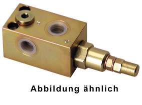 """Überdruckventil 3/8"""" (80l/300bar max.) Überdruckventil 3/8"""" (80l/300bar max.)"""