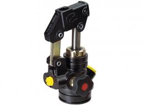 Handpumpe, 300bar, 8cm3, Einfachwirkend und Einfachhub Handpumpe, 300bar, 8cm3, Einfachwirkend und Einfachhub