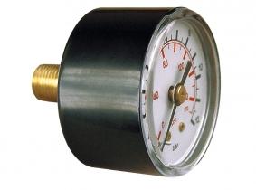 Glycerin Manometer für Leitungsfilter 0-12Bar Glycerin Manometer für Leitungsfilter 0-12Bar