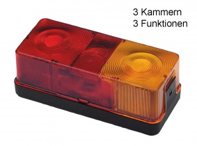 GEKA Blink-, Brems-, Schlussleuchte rechts BBS 170 R ohne Kennzeichenleuchte GEKA Blink-, Brems-, Schlussleuchte rechts BBS 170 R ohne Kennzeichenleuchte