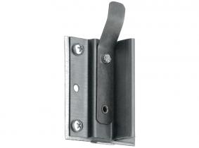 Warntafelhalter linke Seite zum Aufschrauben auf Warntafel Warntafelhalter linke Seite zum Aufschrauben auf Warntafel