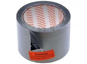 Alufolie Klebeband 100m lang / 50mm breit Alufolie Klebeband 100m lang / 50mm breit